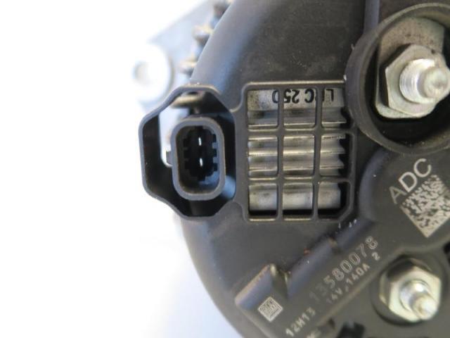 Lichtmaschine 140a Bild