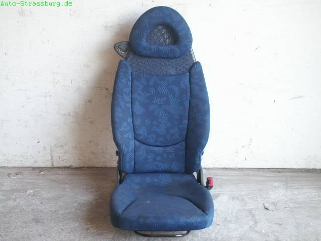 Sitz mit lehne vorne rechts kpl. bild1