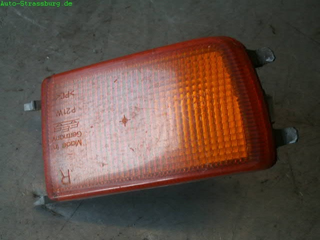 Blinker rechts orange Bild