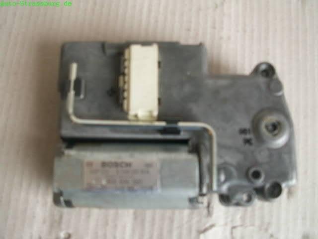 Schiebedachmotor bild1