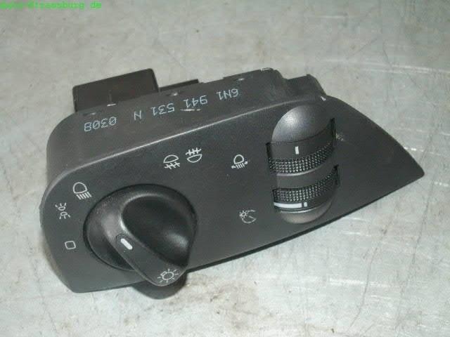 Lichtschalter m. nebel Bild
