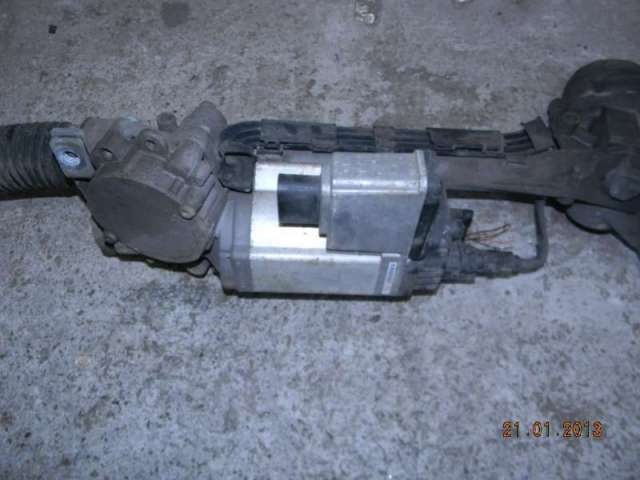 Elektrisches lenkgetriebe servolenkung bild2