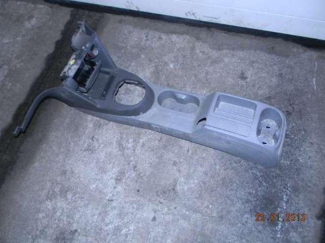 Mittelkonsole grau mit aschenbecher bild1