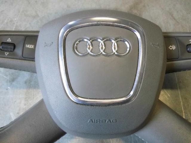 Airbaglenkrad leder multifunk. grau bild2