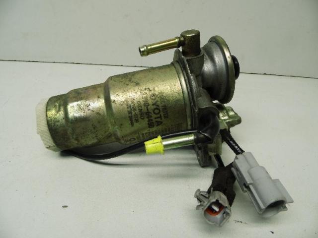 Kraftstoffpumpe elektrisch mit Filter