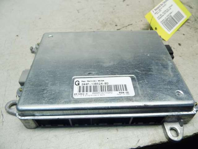Steuergeraet rear electronics module bild1