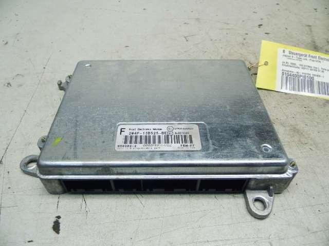 Steuergeraet front electronics module bild1