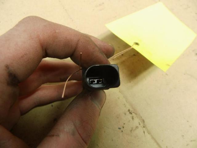 Abs-sensor hinten rechts Bild