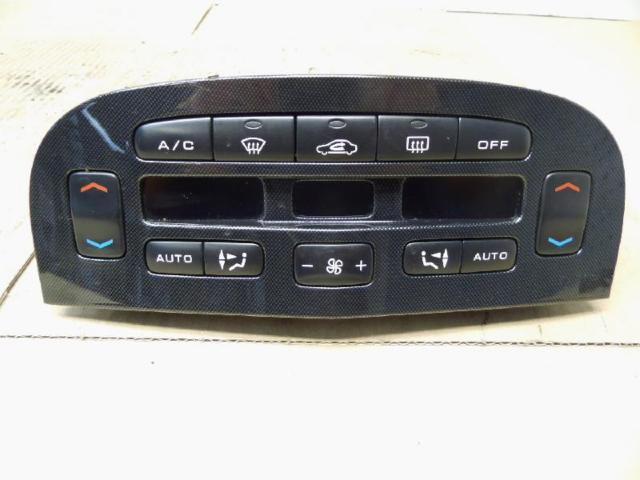 Klimabedienung / Klimaautomatik Carbon 96295526ZL