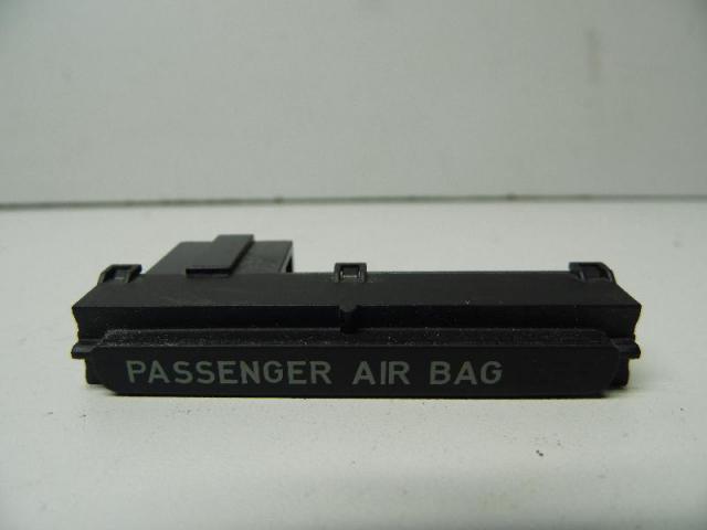 Kontrolleuchte Deaktivierung Beifahrer Airbag