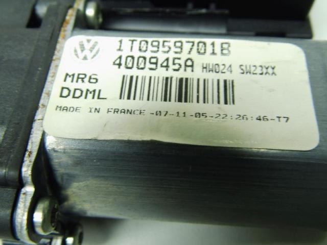Motor fensterheber vorne links 1t0959701b Bild