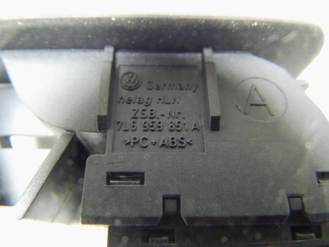 Fensterheber fensterheberschalter vorne rechts Bild