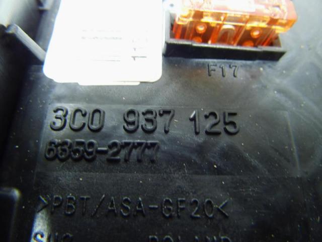 Sicherungskasten 3c0937125 Bild