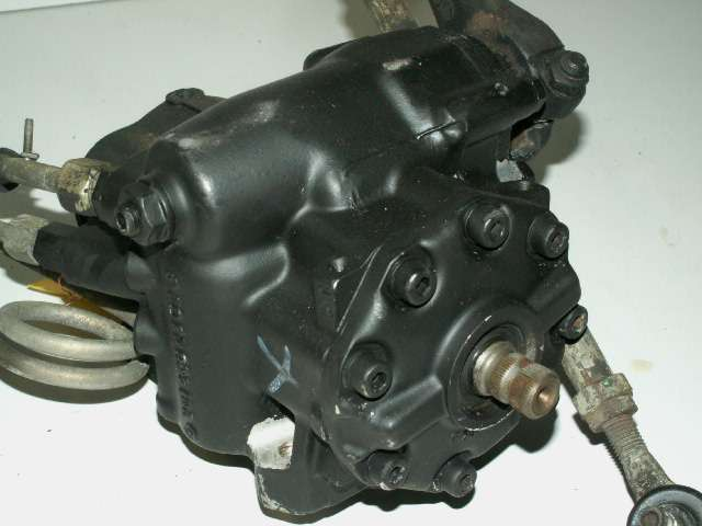 Lenkgetriebe   servolenkung Bild