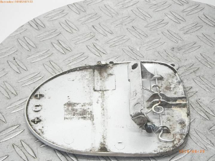 Tankklappe Bild