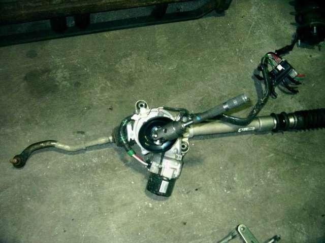 Lenkgetriebe  elektrisch