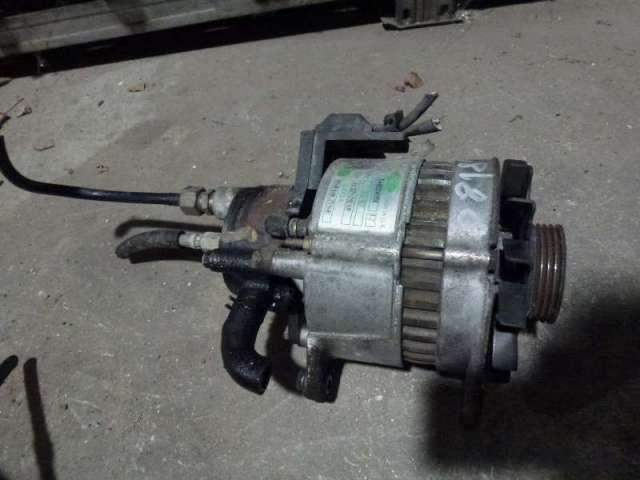 Lichtmaschine mit pumpe bild1