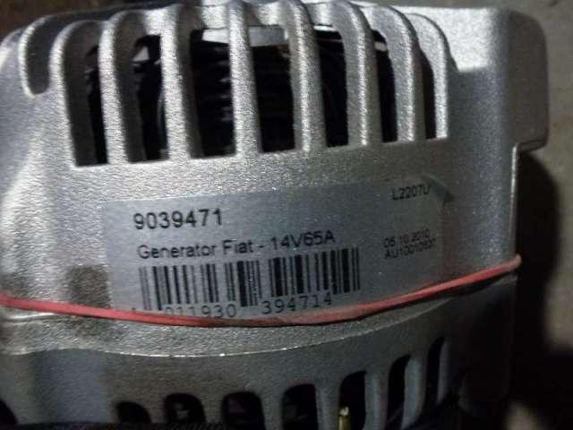 Lichtmaschine   65  ah bild1
