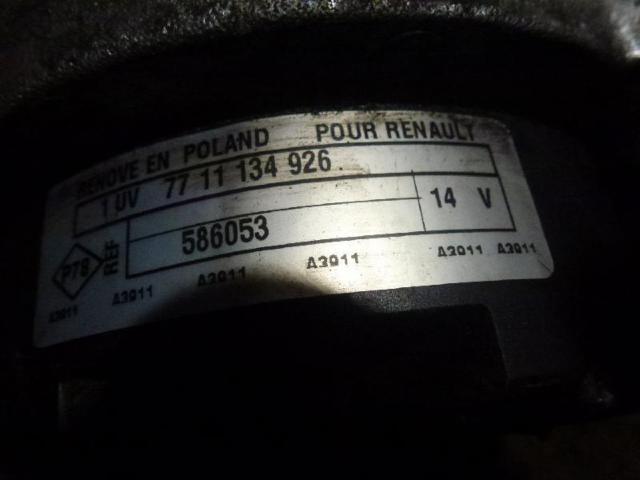 Lichtmaschine 155ah bild2