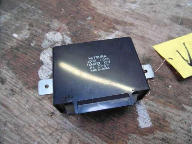 Mitsuba door lock control Bild