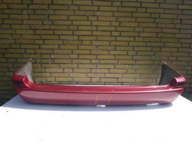 Stoßfänger hinten Rot AHG-3