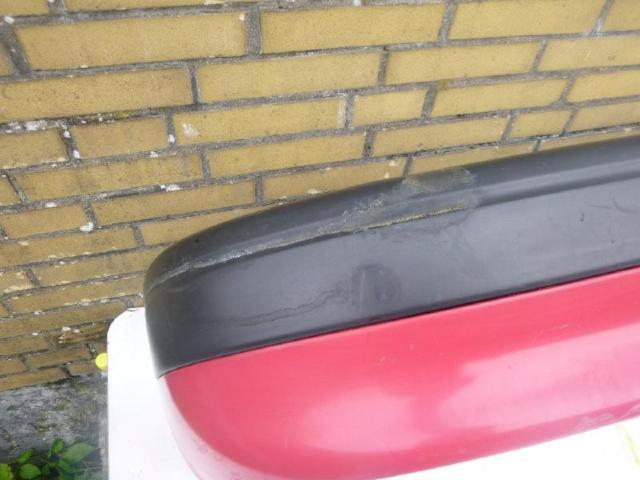 Stossfaenger hinten 3m7 rot Bild