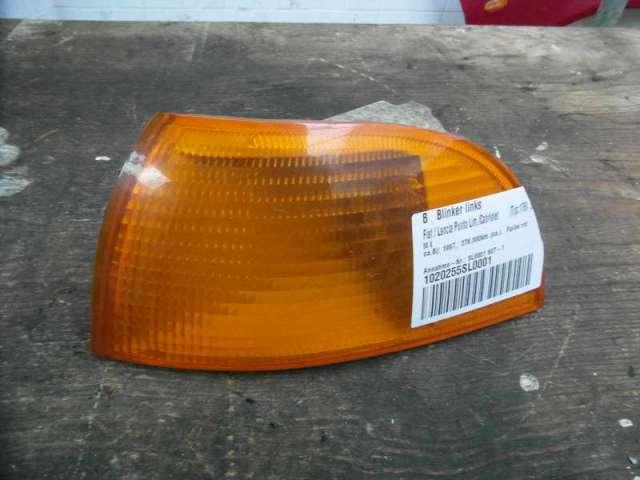 Blinker links orange