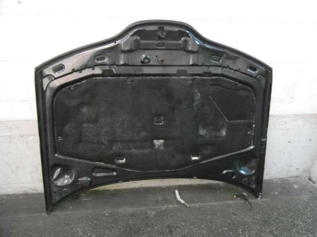 Motorhaube teb66 graphit schwarz met Bild