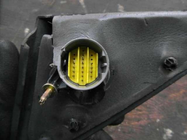 Aussenspiegel rechts elektrisch schwarz teb66 Bild