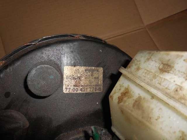 Hauptbremszylinder mit Bremskraftverstärker