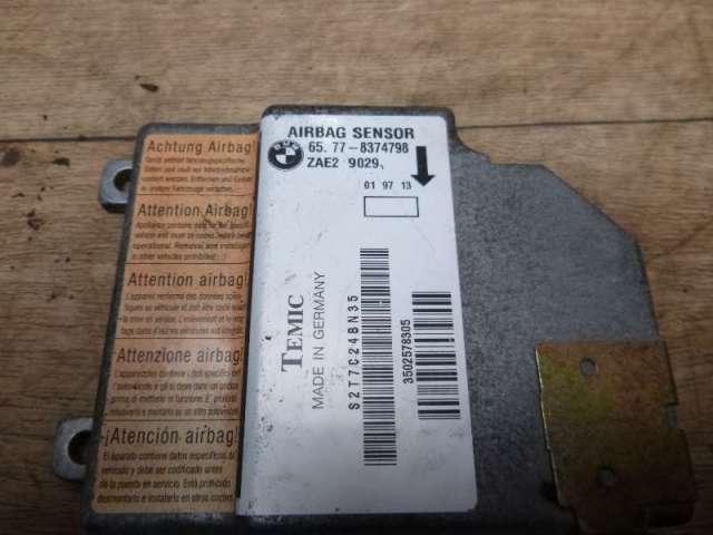 Steuergeraet airbag bild1