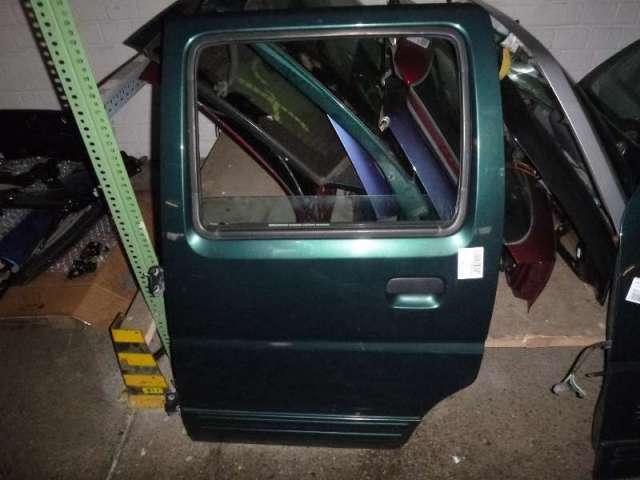 Tür hinten links grün Z2T