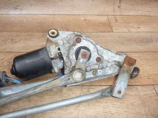 Wischermotor mit wischergestaenge bild1