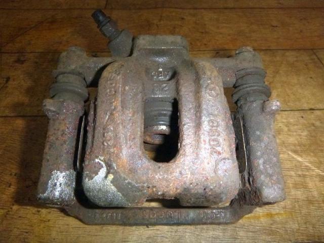 Bremssattel hinten links
