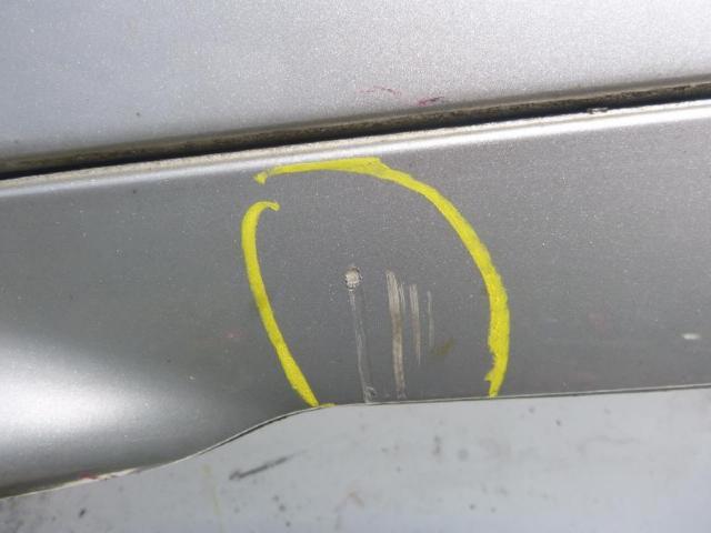 Stossfaenger hinten kombi 744 silber bild1