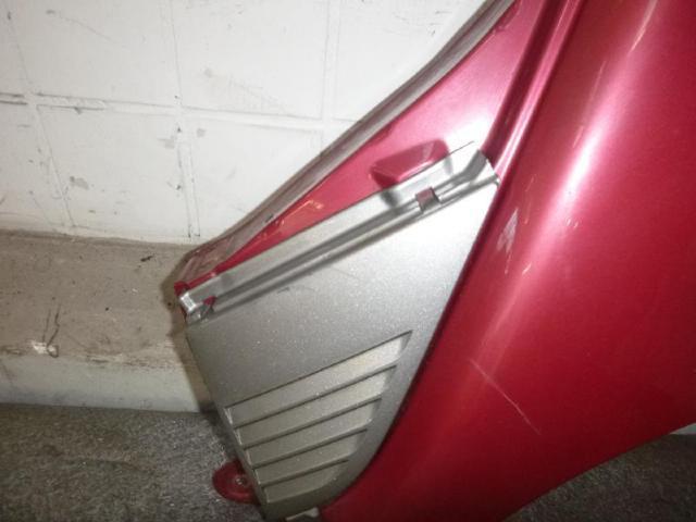 Kotflügel links rot R24