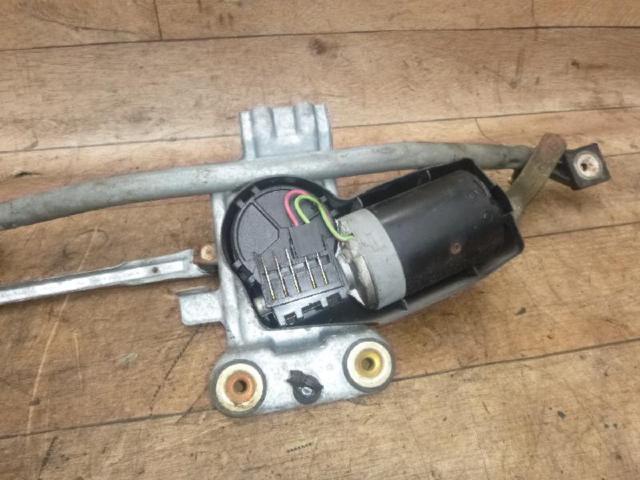 Wischermotor mit wischergestaenge bild2