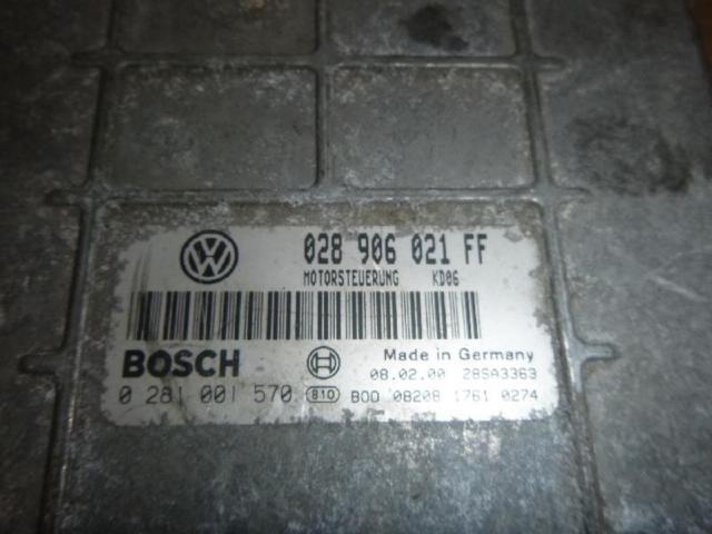 Motorsteuergerät 1Z 66KW