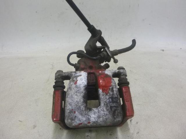 Bremssattel hinten links rot RS
