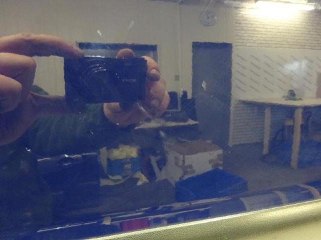 Limousine tuer hinten links bild1