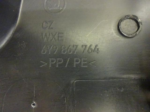 Verkleidung laderaumabdeckung rechts bild1