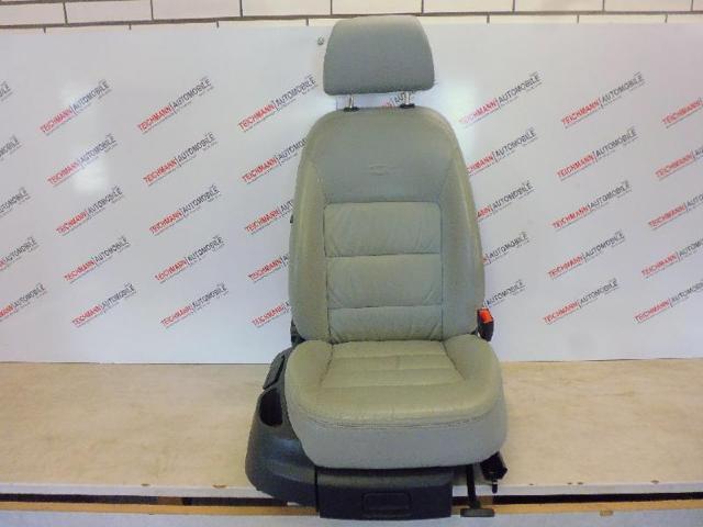 Beifahrersitz Leder Sitz vorne rechts