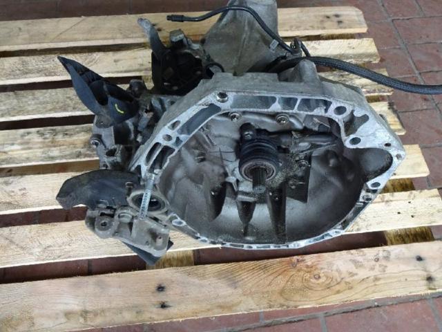 Getriebe JXQ K4 Schaltgetriebe 1.5 DCI 170.000Km!