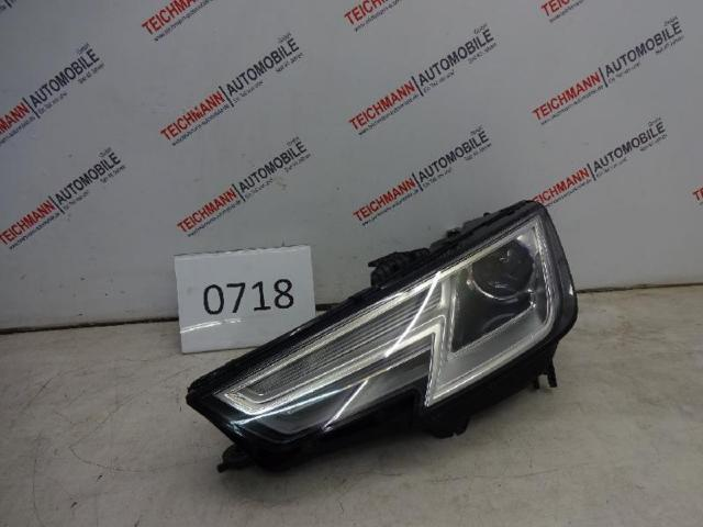 Led xenon scheinwerfer headlight links zustand gut bild1