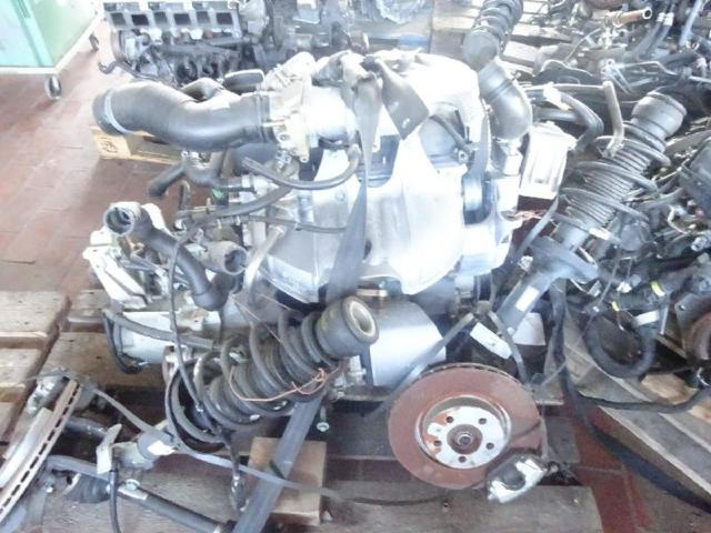 motor 2.0 + getriebe + anbauteile Bild