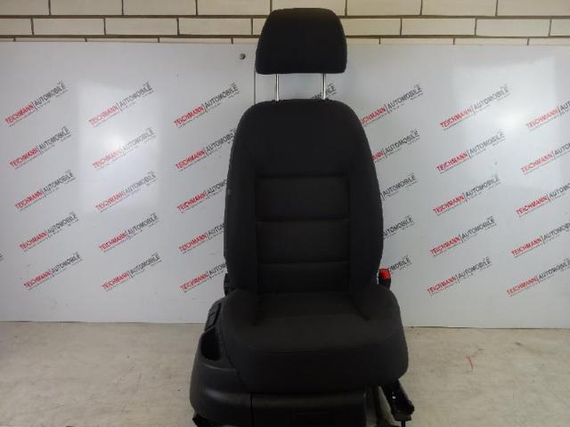 Sitz vorne rechts Stoff Beifahrersitz