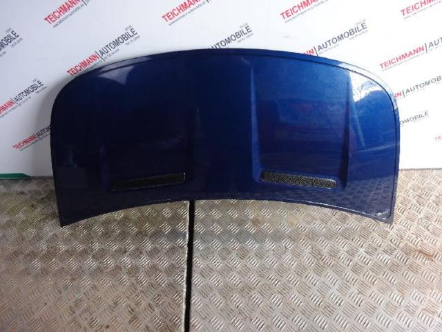 Motorhaube bj. 2007 blau bild1