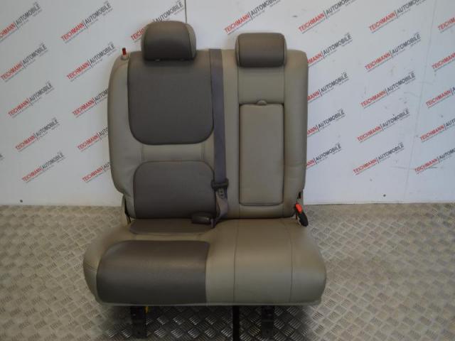 Rücksitzbank hinten rechts Leder