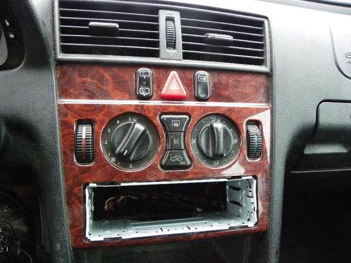 mercedes benz c klasse limo und  bild1