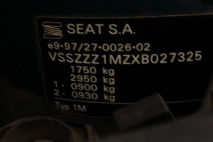 seat toledo lim  bild1